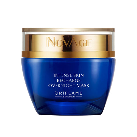 Intense Skin Recharge Overnight Mask | ORIFLAME SWEDEN