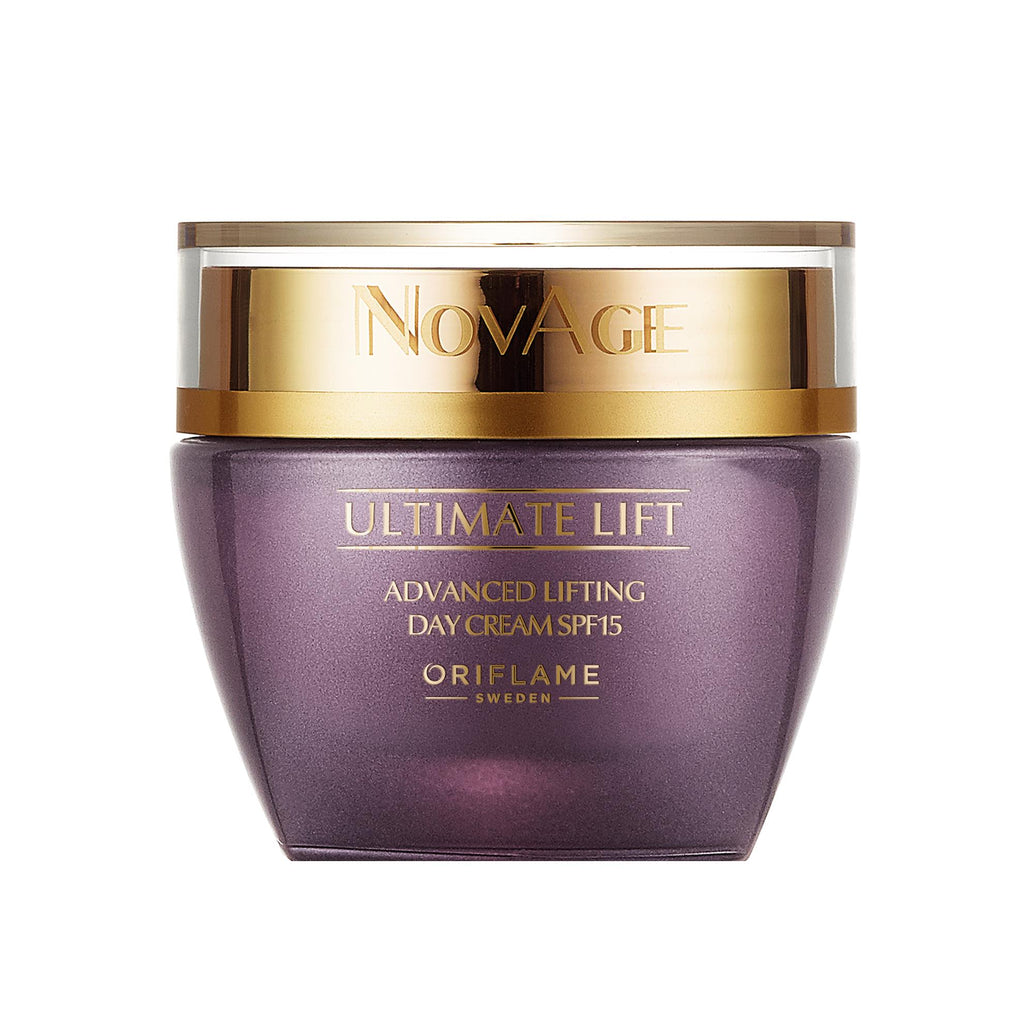 NovAge Ultimate Lift Advanced Lifting Day Cream | ORIFLAME SWEDEN