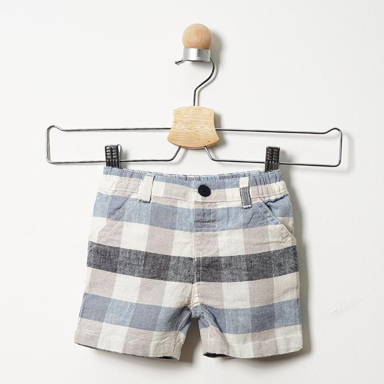 Boys Bermuda | Soft Blue | Panco