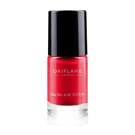 Pure Colour Nail Polish Mini - C.Red | ORIFLAME SWEDEN
