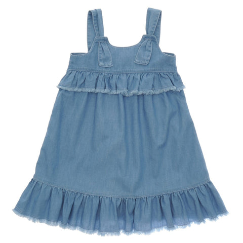 Children's Denim Dress l Essential l Panco