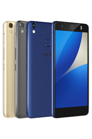 Tecno Mobile Camon CX Air