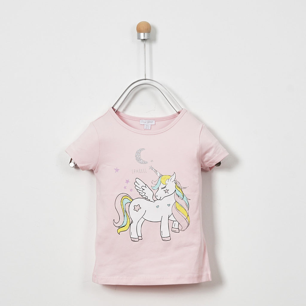 Girls' Unicorn Shirt | Unicorn | Panco