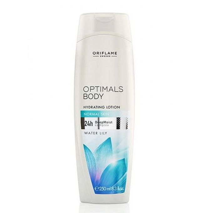 Optimals Body Hydrating Lotion - Water Lily
