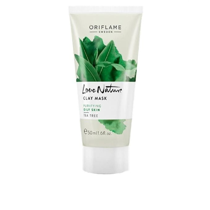 Tea Tree - Love Nature Clay Mask - 50ml