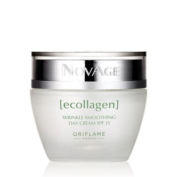 NovAge Ecollagen Wrinkle Smoothing Day Cream - 50ml