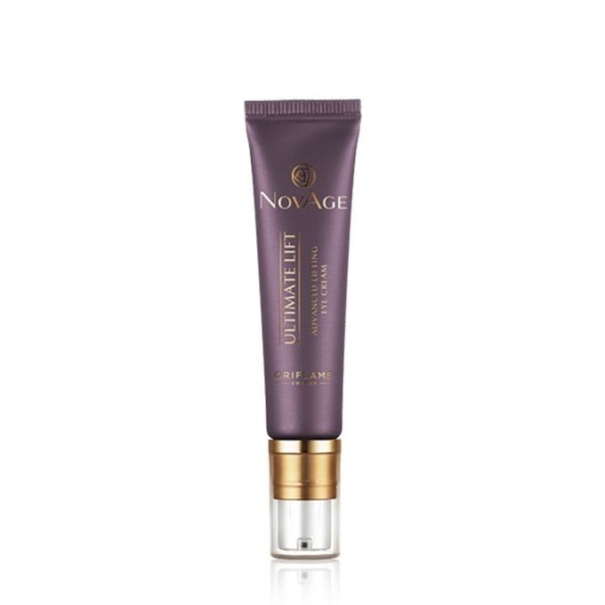 Oriflame Novage Ultimate Lift Advanced Lifting Eye Cream - 15ml