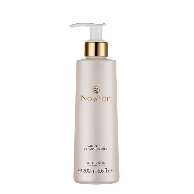 Oriflame Novage Smoothing Cleansing Milk - 200ml