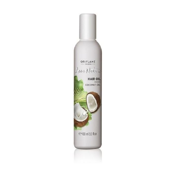 Oriflame Love Nature Coconut Hair Oil - 100ml