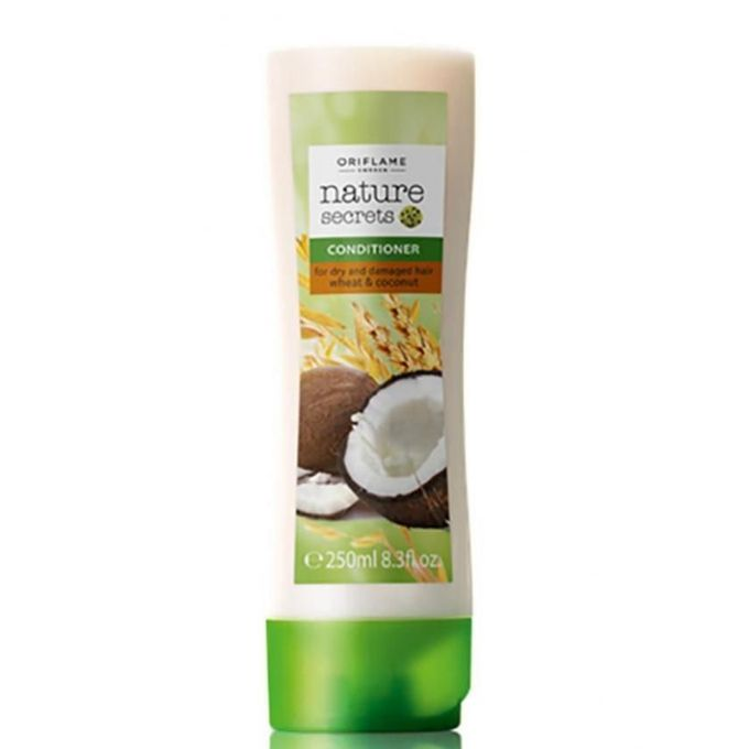 Oriflame Nature Secrets Conditioner For Dry and Damaged Hair - Wheat & Coconut
