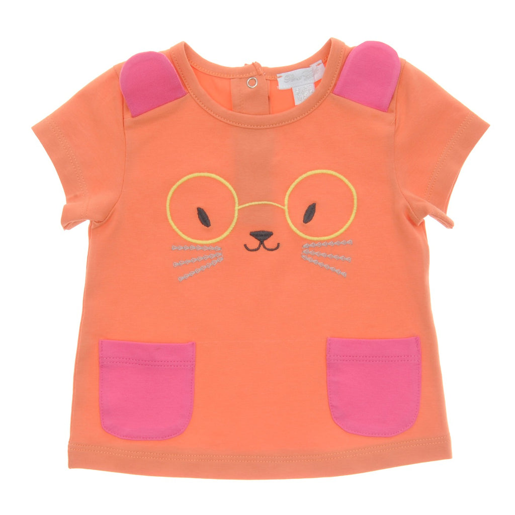 Baby Girl Shirt  | Village | Panco
