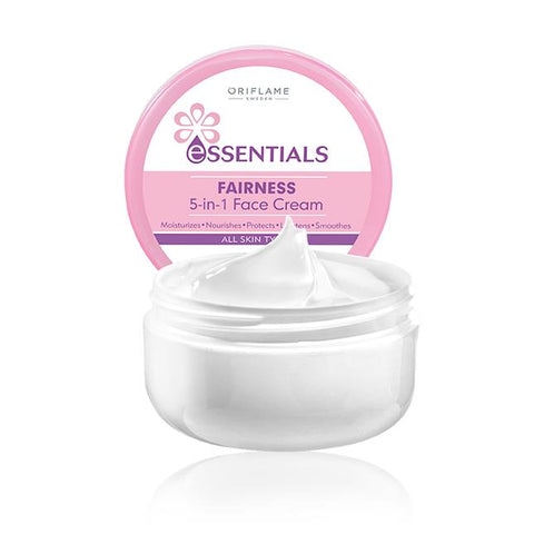 Essentials 5-in-1 Face Cream | ORIFLAME SWEDEN
