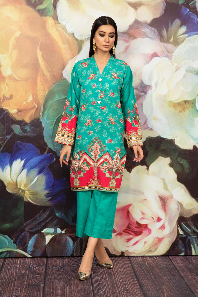 So Kamal Khaddar Winter Collection'20 DPW20 780 Suit