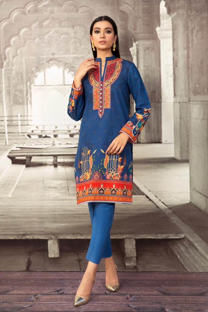 So Kamal Khaddar Winter Collection'20 DPW20 785 Suit