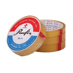 Nichiban Panfix Cellulose Tape 12 x 66 Meter