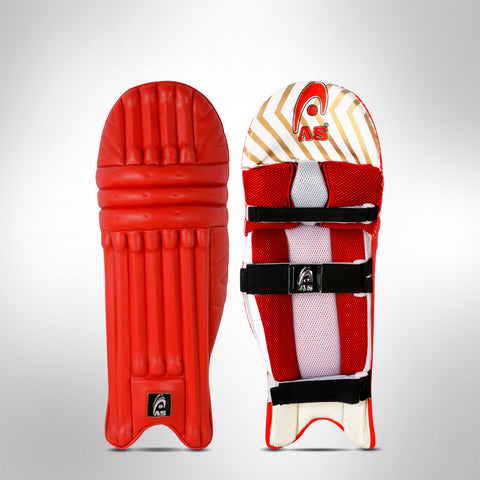 Batting Pad COLORED RED