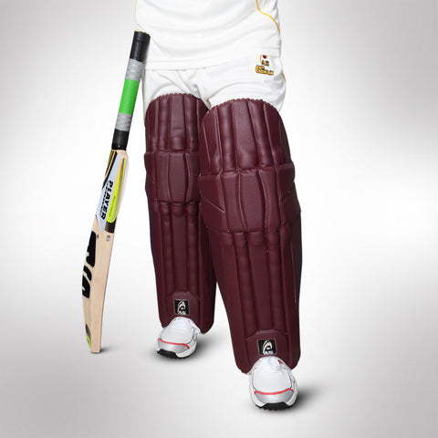 Batting Pad COLORED MAROON