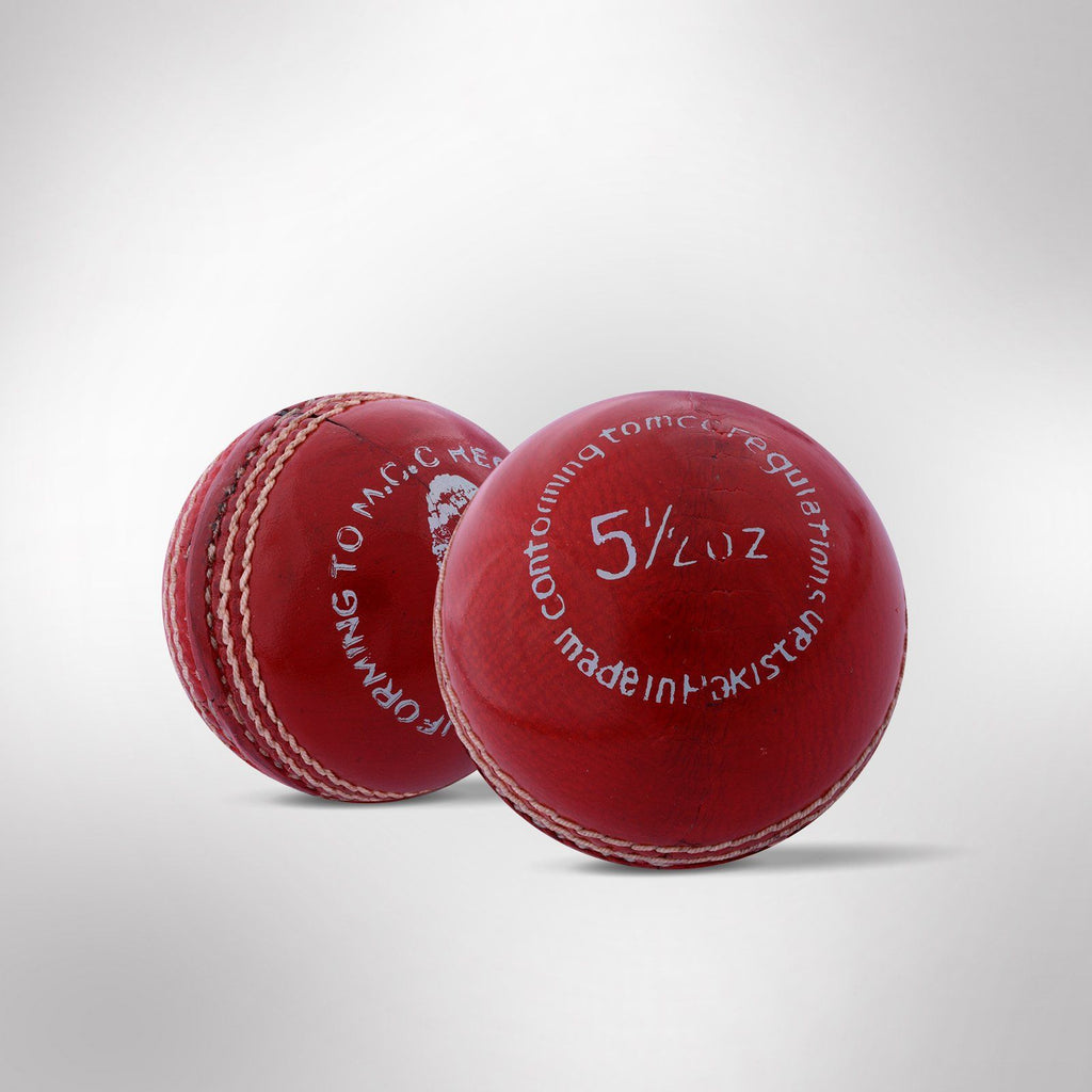 Hard Ball RED Pack of 6 Balls