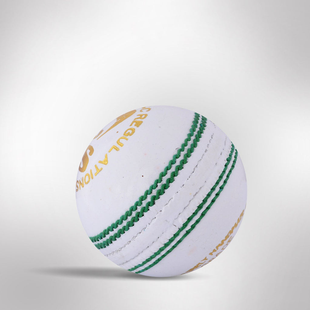 SUPER COUNTY WHITE Pack of 6 Balls