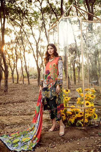 Asifa & Nabeel Khaddar Collection-2018