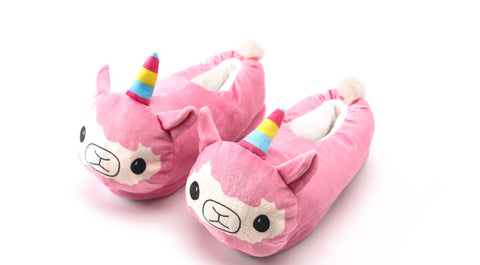 Unicorn Slippers | Funky Fish