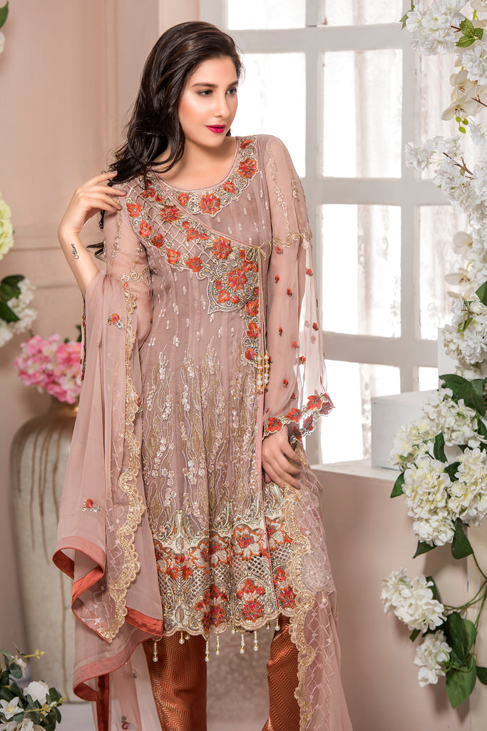 Ayiza Chiffon Collection By Maryam's 2018 - A10-The Best of Couture