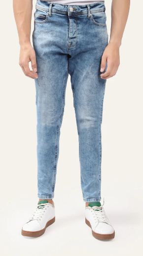 Skinny Fit Denim Jeans | Outfitters | MBP101150-10244082