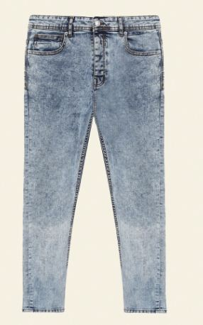 Carrot Fit Denim-Outfitters- MBP201087-10252708
