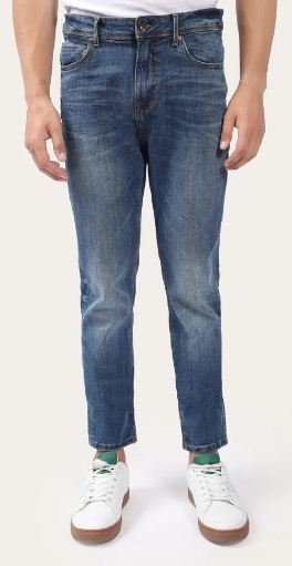 Slim Fit Denim Jeans | Outfitters | MBF101145-10243918