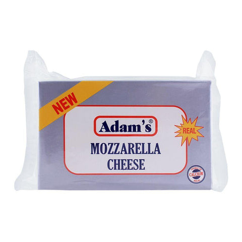 ADAMS MOZZARELLA BLOCK 400GM