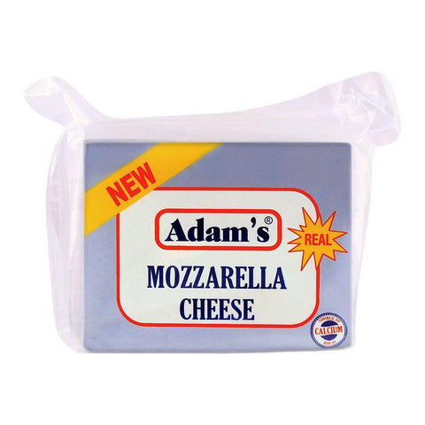 ADAMS MOZZARELLA BLOCK 200GM