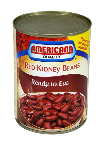 AMERICANA RED KIDNEY BEAN 400GM