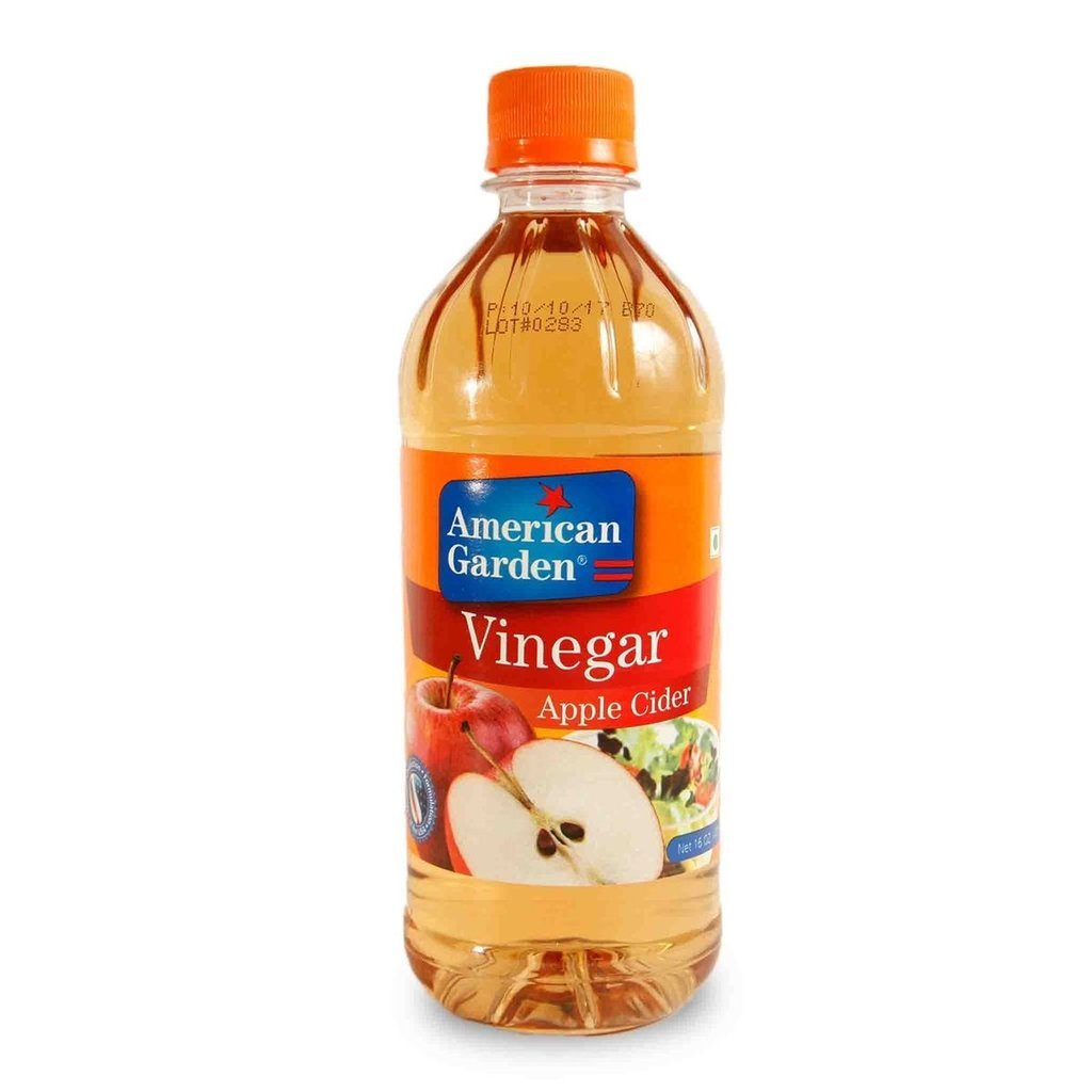 AMERICAN GARDEN APPLE CIDER VINEGAR 16OZ