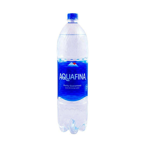 AQUAFINA WATER BOTTLE 1500 ML