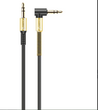 Space Tech Spring AUX Cable AX-491, 1000 mm