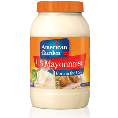 American Garden Garlic Mayonnaise 16 Oz