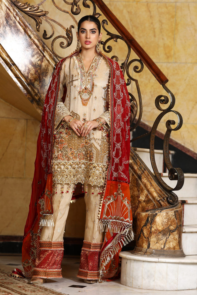 Areesha Vol-IX Luxury Chiffon Bridal Collection'21