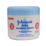 JOHNSONS BABY AQUEOUS CREAM FRAGRANCE FREE 350 ML