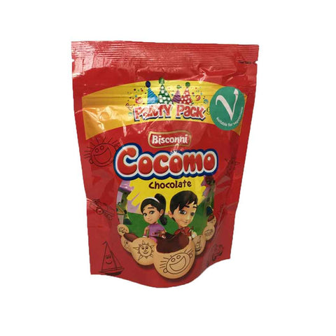 BISCONNI COCOMO DOUBLE CHOCOLATE PARTY PACK
