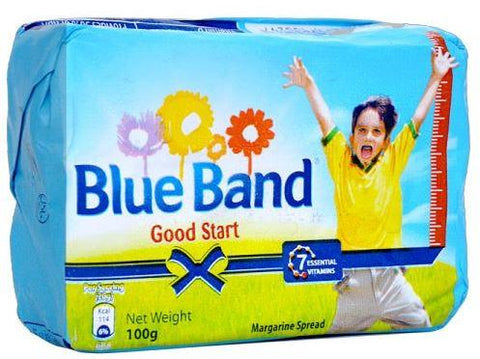 BLUE BAND MARGARINE 100GM