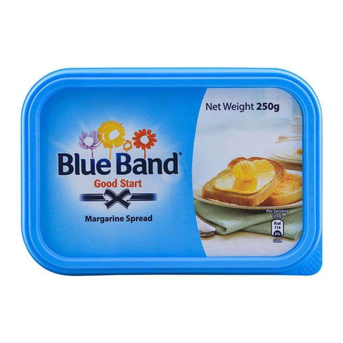 BLUE BAND MARGARINE TUB 250GM