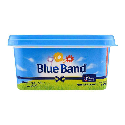 BLUE BAND MARGARINE TUB 500GM