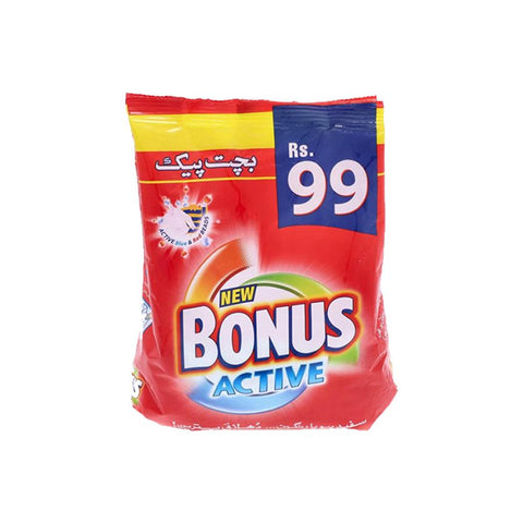 BONUS ACTIVE POWDER 750 GMS