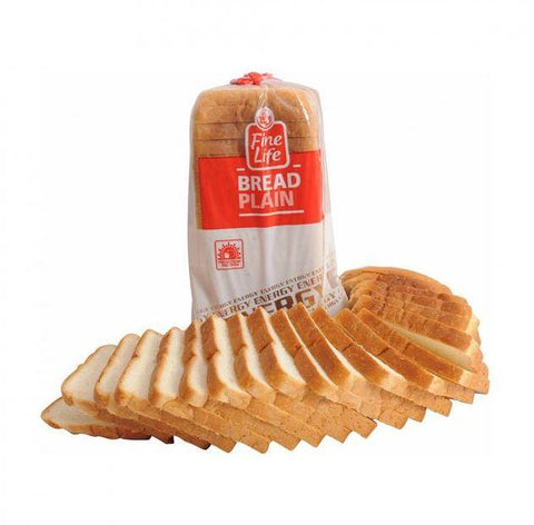 FINE LIFE BREAD PLAIN MEDIUM