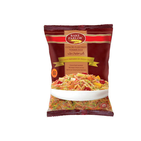 BAKE PARLOR COLOR FLAVORED VERMICELLI 200 GMS