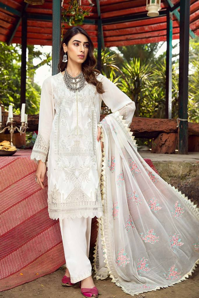 Charizma Lawn Baad-E-Naseem Chapter 1 Collection'21