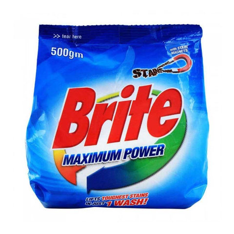 BRITE MAXIMUM POWER 500 GMS