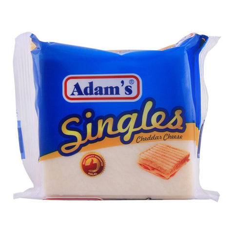 ADAMS CHEESE CHEDDAR SLICES 200GM