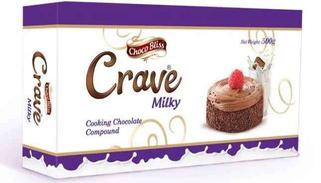 CHOCO BLISS CRAVE MILKY COOKING CHOCOLATE