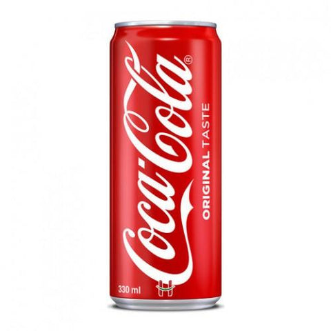 COCA COLA COKE CAN
